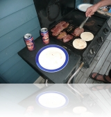 BBQ in Kaikoura