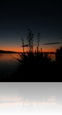 Sonnenuntergang in Strahan