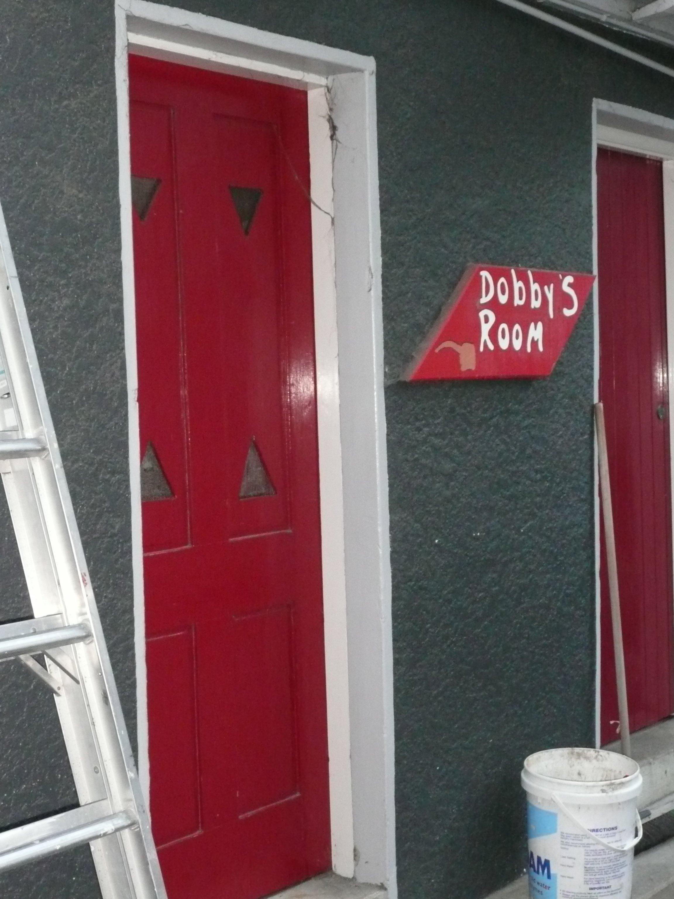 Dobbys Raum